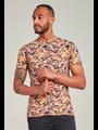 Dstrezzed Dstrezzed - T-shirt Mc. Queen Aqua Slub Jersey