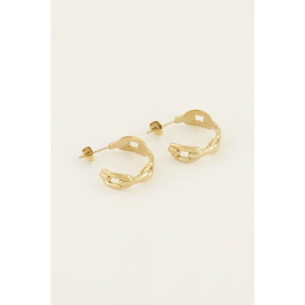 My Jewellery My Jewellery - Oorringen schakels