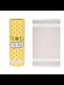 Towel to go Towel to Go Oasis beige met geschenk box