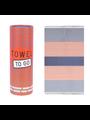 Towel to go Towel to Go Bali Royal/Oranje met geschenk box