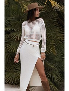 MOOST Wanted MOOST Wanted - Gaia Top Off White
