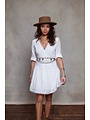 MOOST Wanted MOOST Wanted - Lolita Dress White