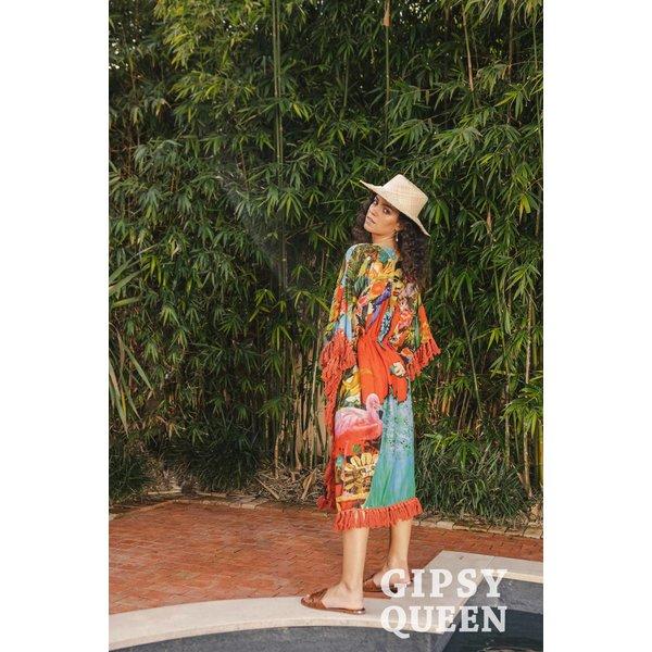 Gypsy Queen - Kaftan Frida Kahlo