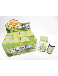 Dragon Euro Trade SAC Geurolie Eucalyptus 10ml