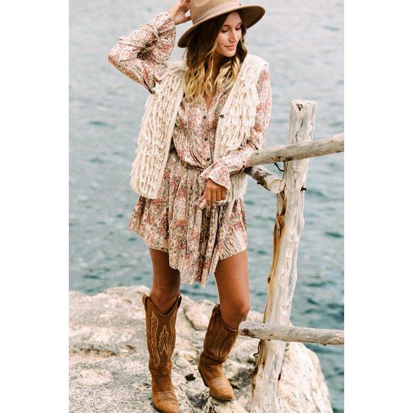 Isla Ibiza Bonita Isla Ibiza Bonita - Korte jurk Etruscan