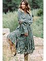 Isla Ibiza Bonita Isla Ibiza Bonita - Lange jurk Batik Flower
