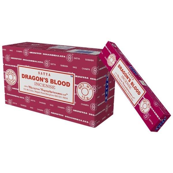 Satya Wierook Satya Dragon's Blood