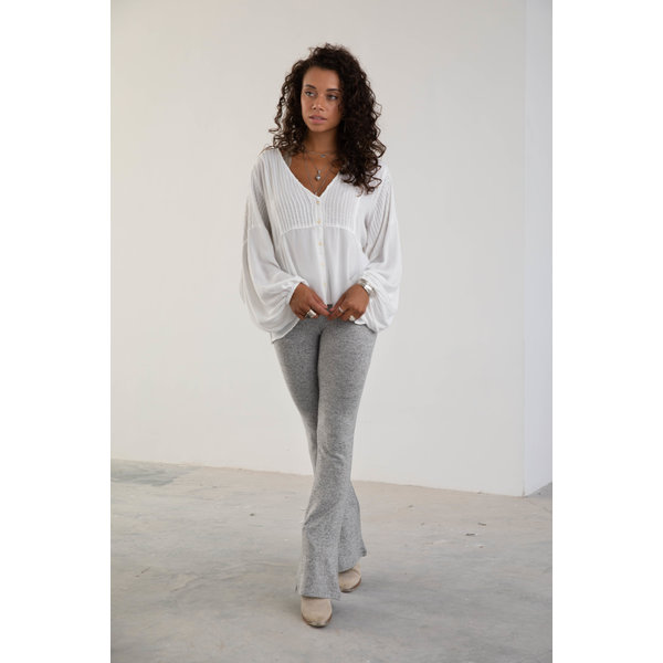MOOST Wanted MOOST Wanted - Mystery Blouse White