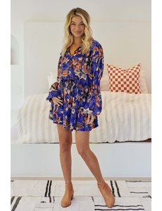 Jaase Jaase - Korte jurk Catalina