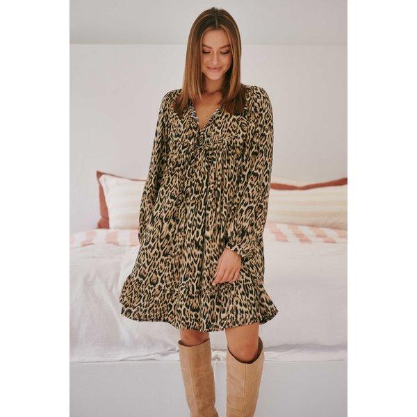 Jaase Jaase - Korte jurk Jaguar French
