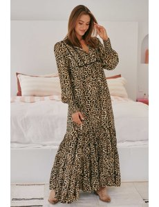 Jaase Jaase - Maxi jurk Jaguar Clyde