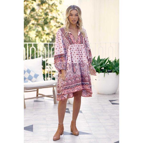 Jaase Jaase - Korte jurk Poppy Adela