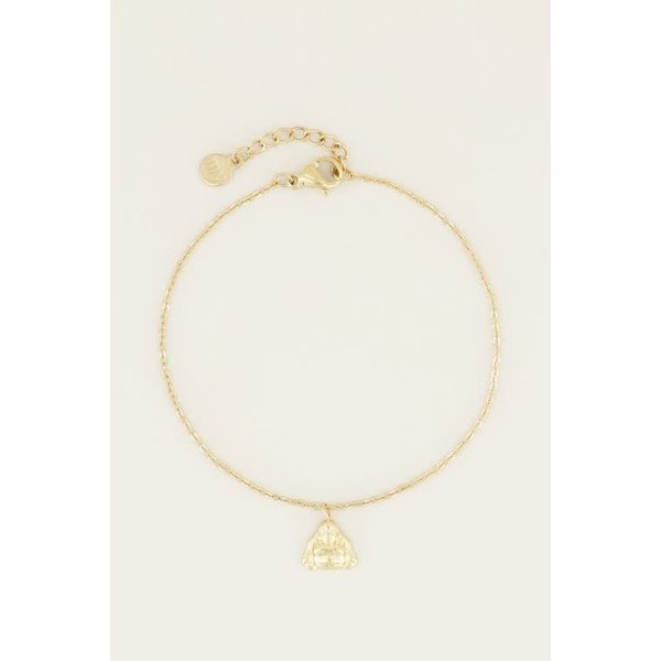 My Jewellery My Jewellery - Moments bracelet buddha