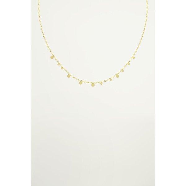 My Jewellery My Jewellery - Ketting kleine rondjes