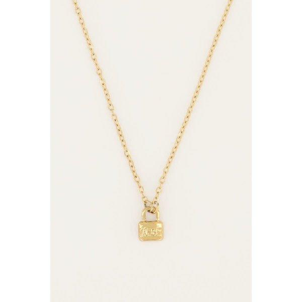 My Jewellery My Jewellery - Ketting met slotje