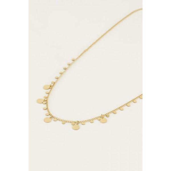 My Jewellery My Jewellery - Ketting ronde bedels