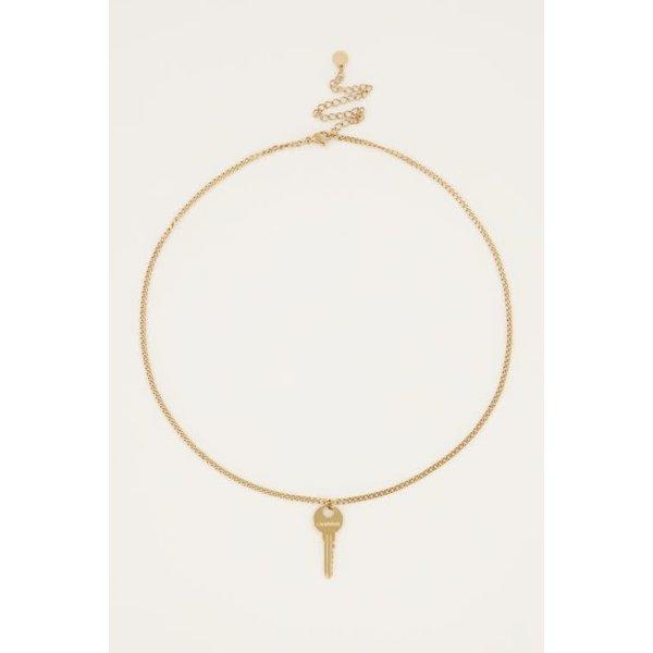 My Jewellery My Jewellery - Ketting sleuteltje