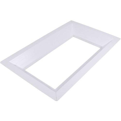 90  x 150 cm Opstand voor lichtkoepel