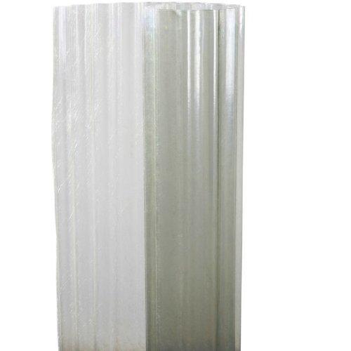 Polyester Golfplaat op Rol 1250mm Transparant Type H