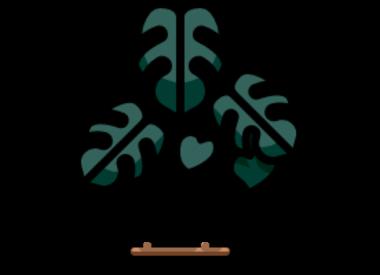 Mehrstämmige Bäume