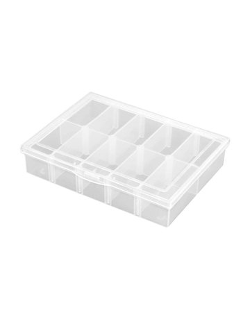 robitronic R14032,-Robitronic Ass Case 10 compartments  134x100x29mm