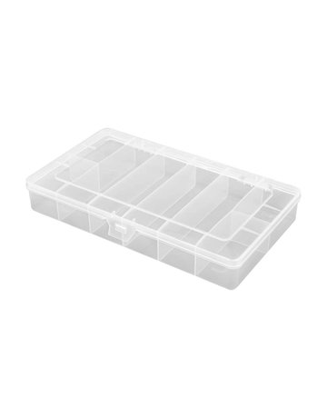 robitronic R14031,-Robitronic Assortment Case 8 compartments 208x119x33mm
