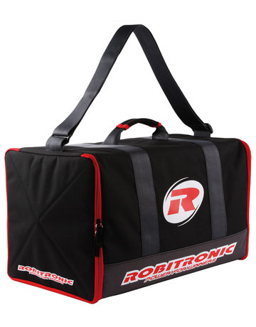 robitronic R14007,-Robitronic, pit bag rc transport  draag tas met 2 boxen