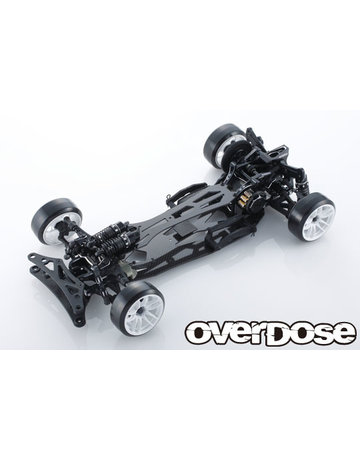 overdose OD2801,-Overdose,GALM Ver.2 2WD Chassis Kit with Option Parts