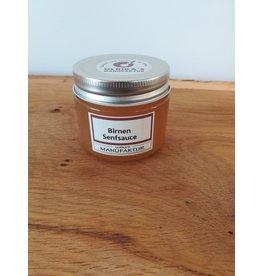 Ulrika's Birnen Senf Sauce