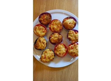 Kaasmuffins