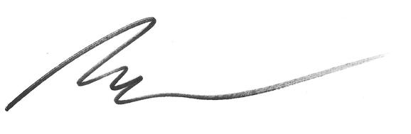Laurent Muller's Signature