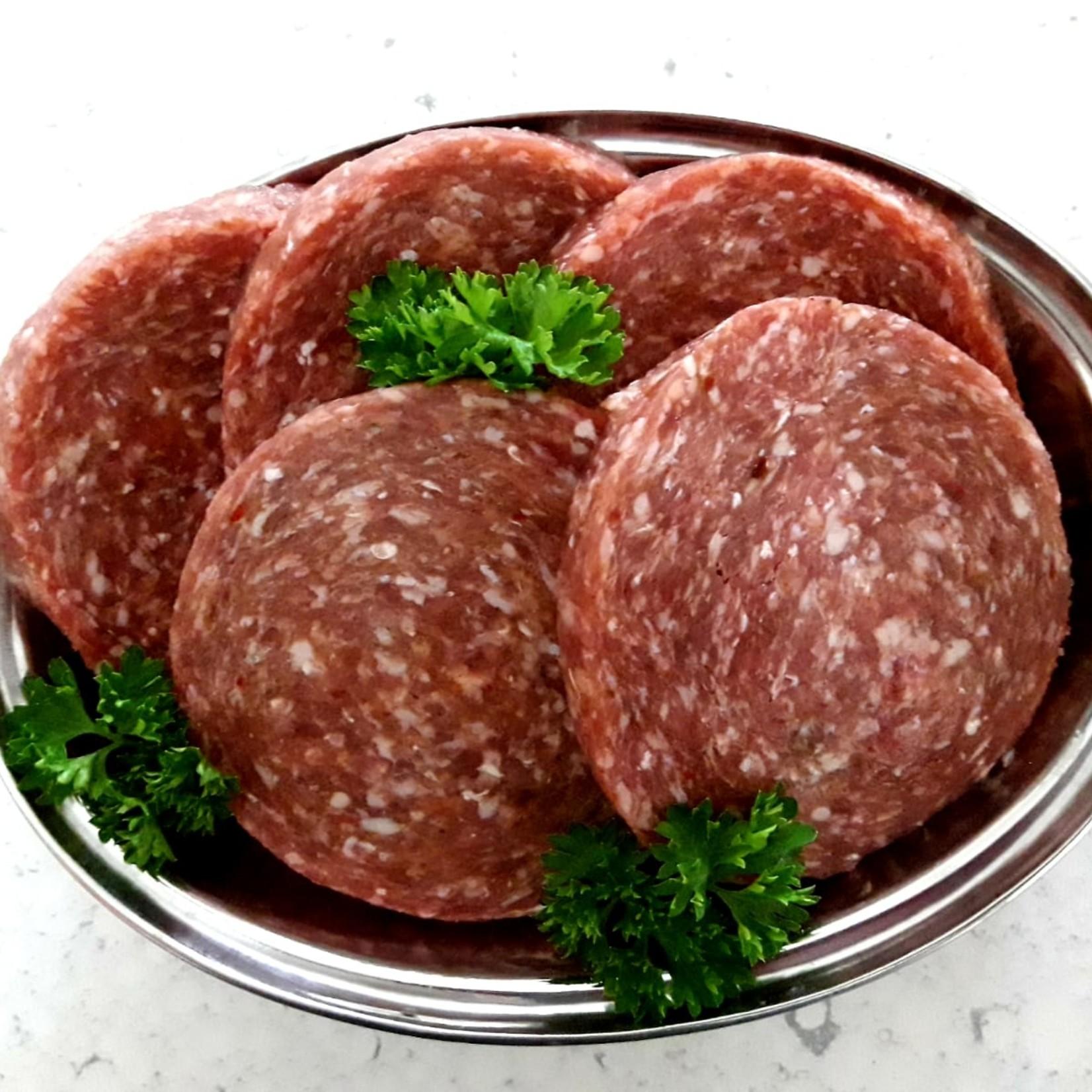 Hamburger (Half Om Half) | 100-125gr (Holleman Vlees)