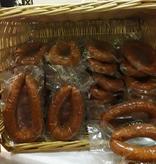 Rookworsten | 3 stuks (Holleman Vlees)