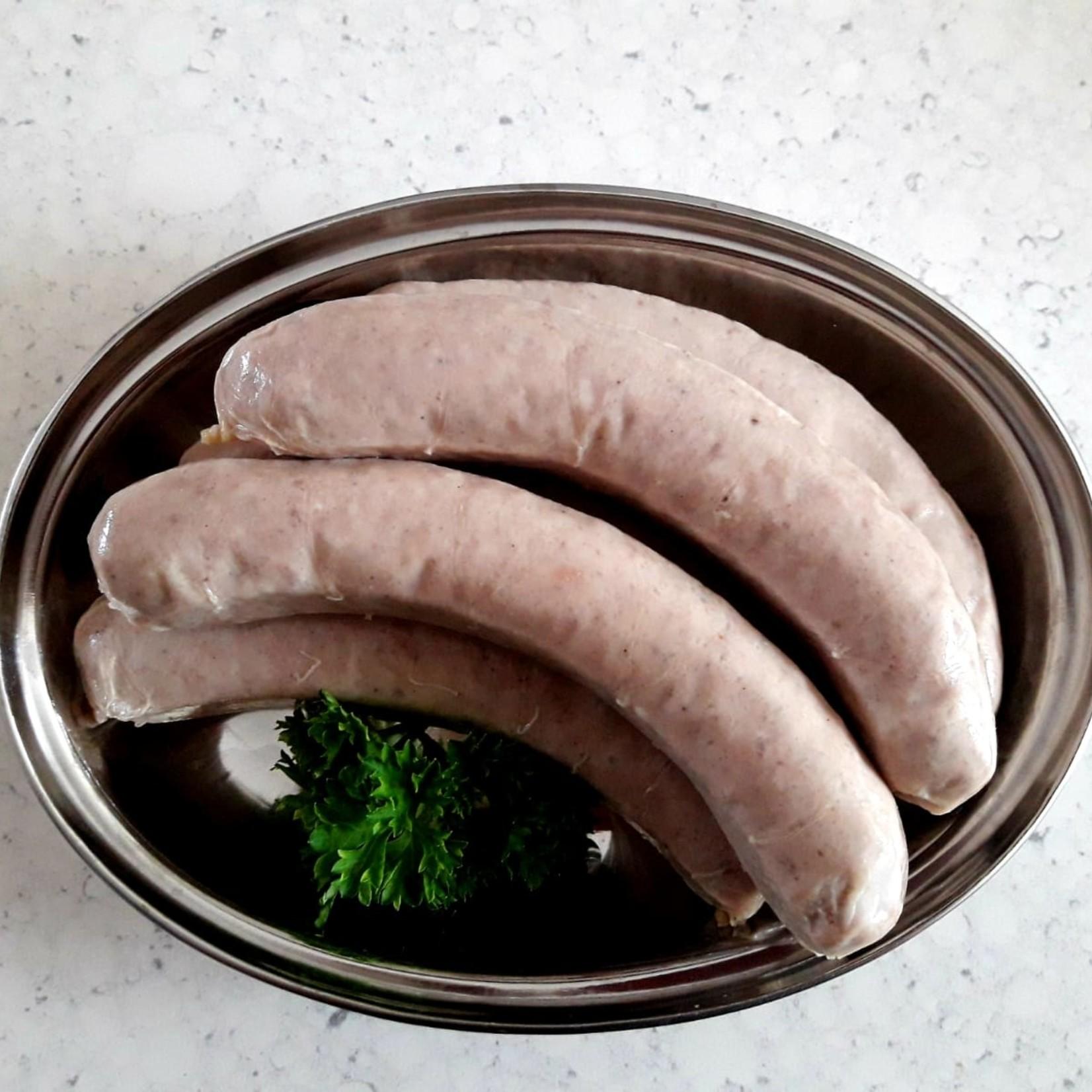 BBQ Worstjes | 4 stuks (Holleman Vlees)
