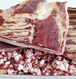 Gerookte Spekblokjes Fijn (Holleman Vlees)