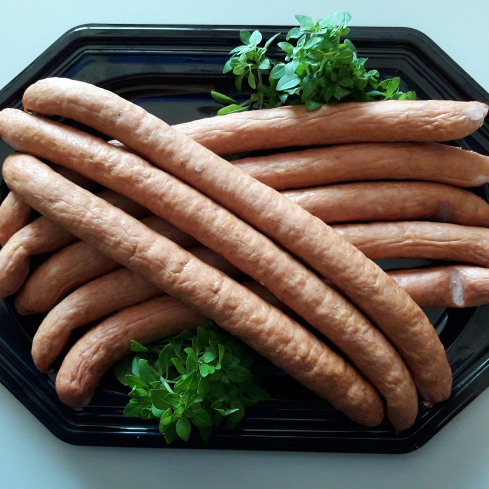 Knakworsten | 5 stuks (Holleman Vlees)
