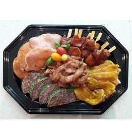 Standaard Gourmet pakket | 3 personen (Holleman Vlees)