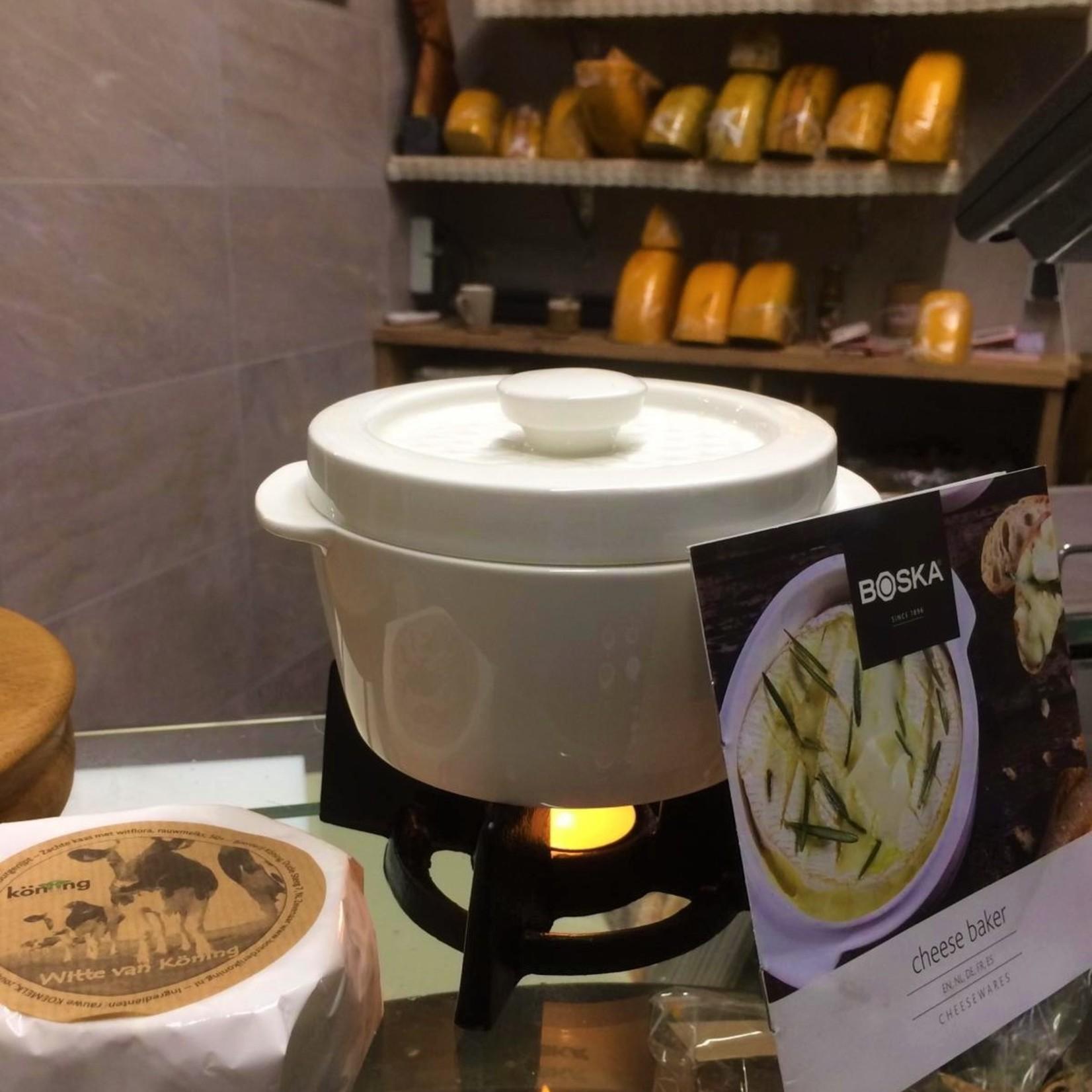 Kaas voor kaasfondue: de Witte van König