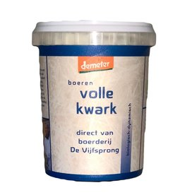 Volle Kwark | 500gr (Klein Broekhuizen)
