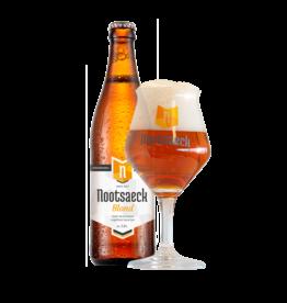 Blond Bier | 33cl (Nootsaeck bier)