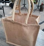 Pompoensoep-pakket in jute tas | Voor 4 personen (De Groene Schuur)