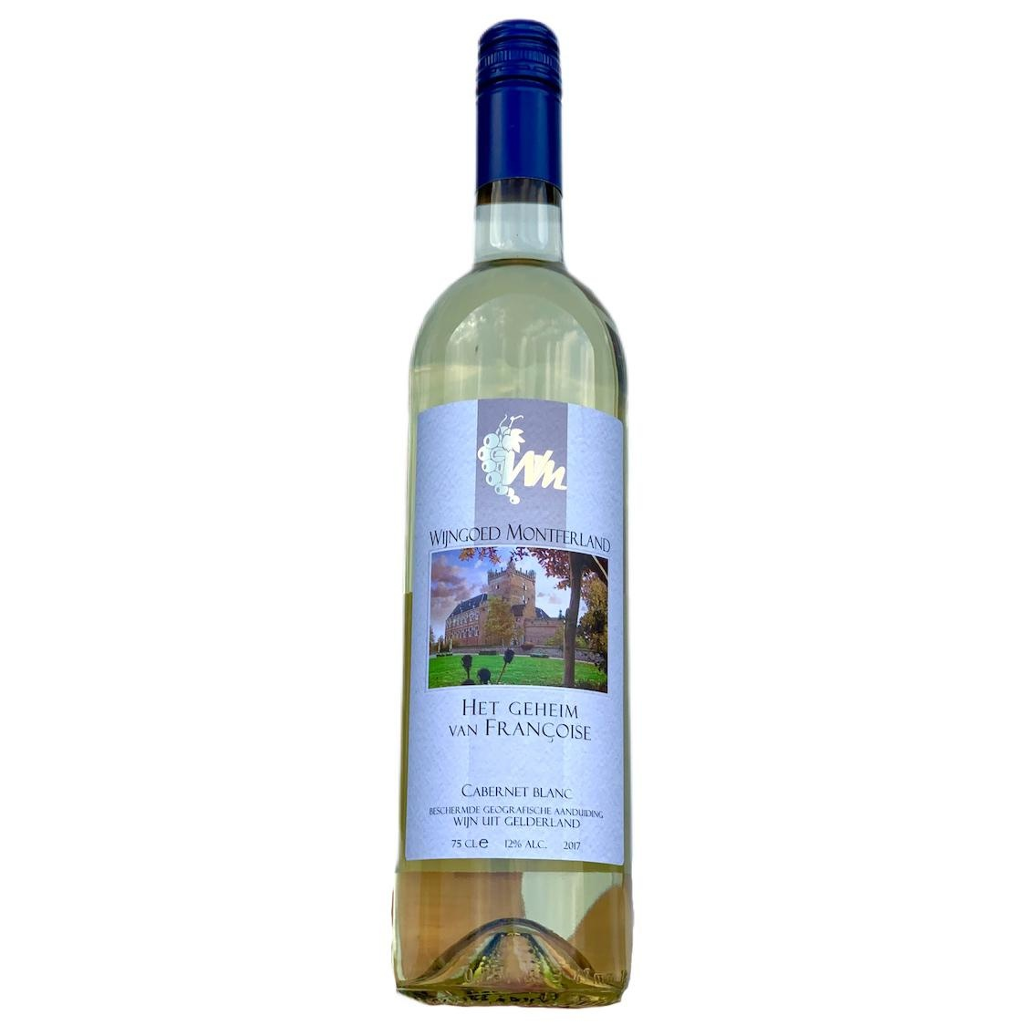 Het geheim van Francoise Cabernet Blanc (Wijngoed Montferland)
