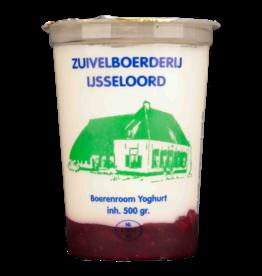Hangop vruchten | 500gr (IJsseloord)