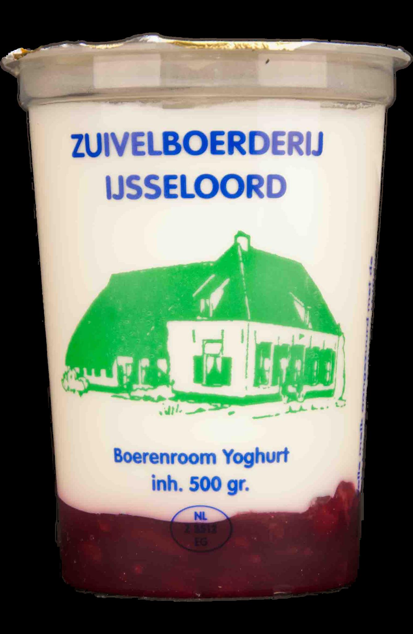 Hangop vruchten   500gr (IJsseloord)
