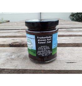 Druiven-port-kaneel jam (De Groene Schuur)