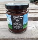 Mispel-amaretto jam (De Groene Schuur)