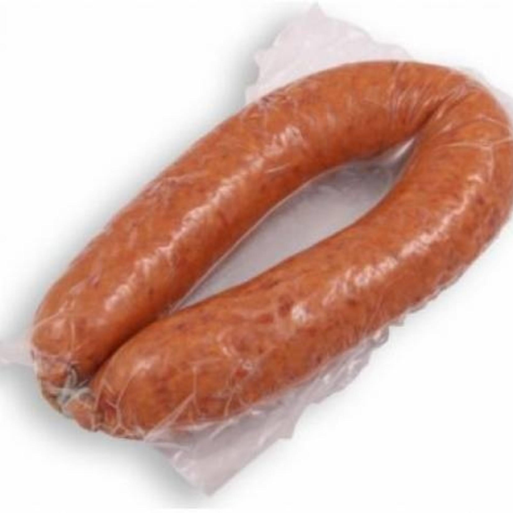 Rookworst gluten vrij! | 250gr (Slagerij Gerritschen)