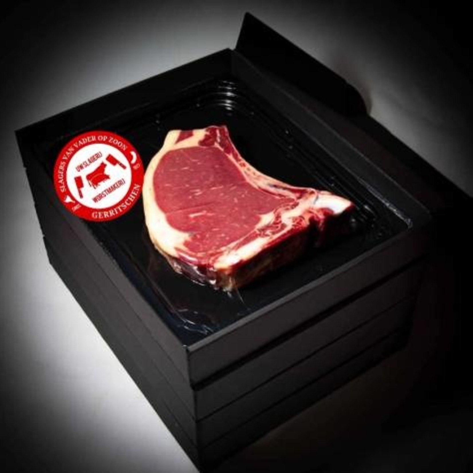 Culinaire Steak, Stoere Mannen Vlees | 1kg (Slagerij Gerritschen)