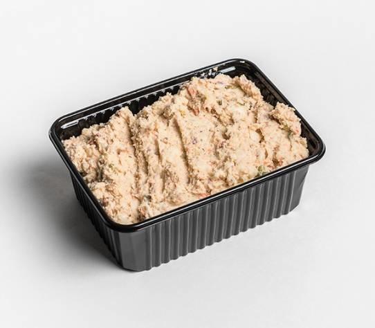 Grootmoeder rundvlees salade   200gr (Slagerij Gerritschen)