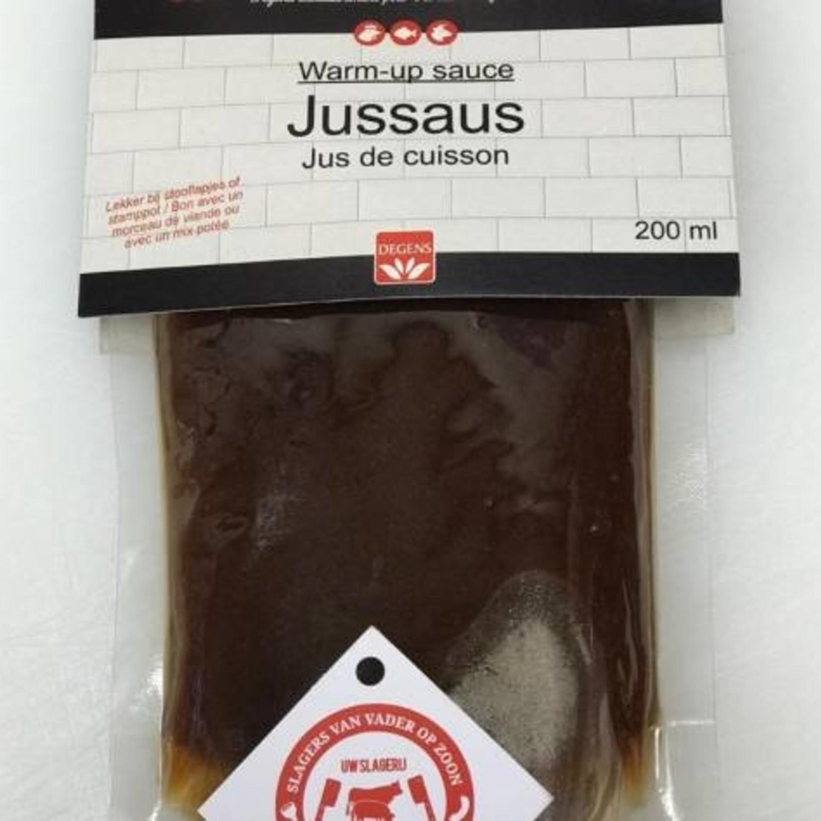 Jussaus  | Per stuk (Slagerij Gerritschen)